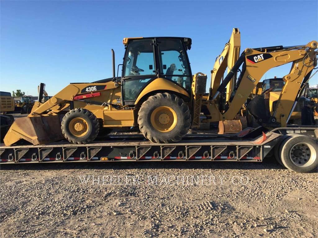 Caterpillar 430E E, chargeuses-pelleteuses, Équipement De Construction