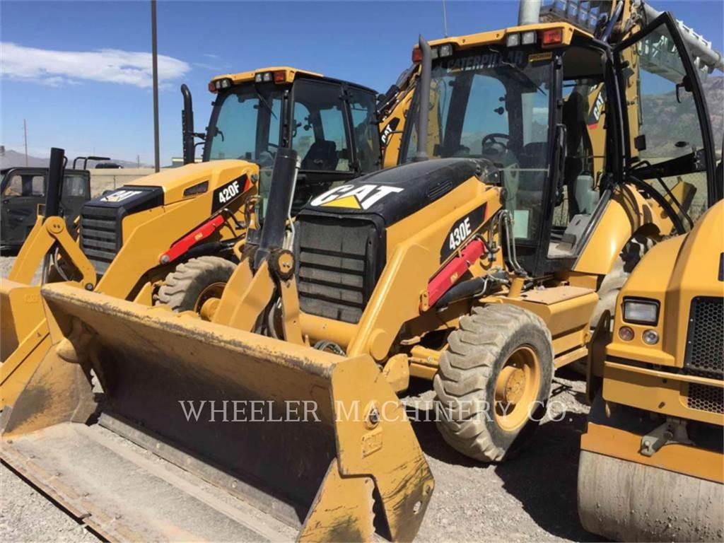 Caterpillar 430E E MP, retroexcavadoras cargadoras, Construcción