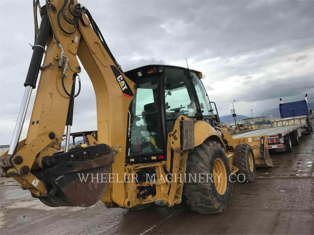 Caterpillar 430E EMPTH, chargeuses-pelleteuses, Équipement De Construction