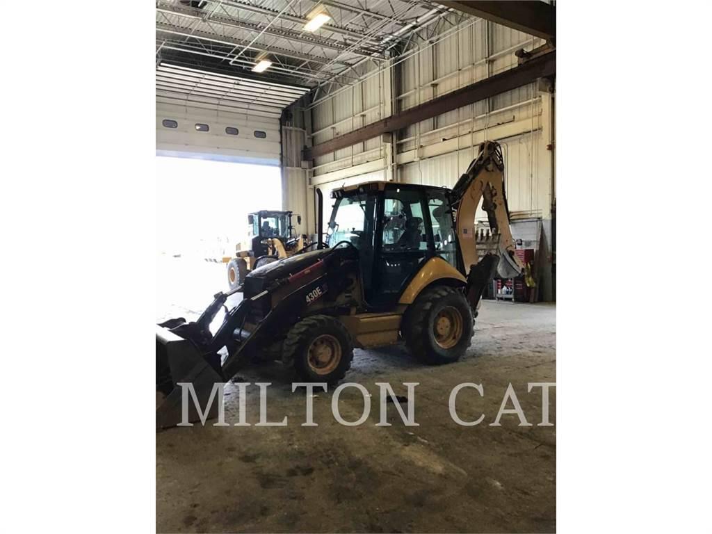 Caterpillar 430EIT, backhoe loader, Construction
