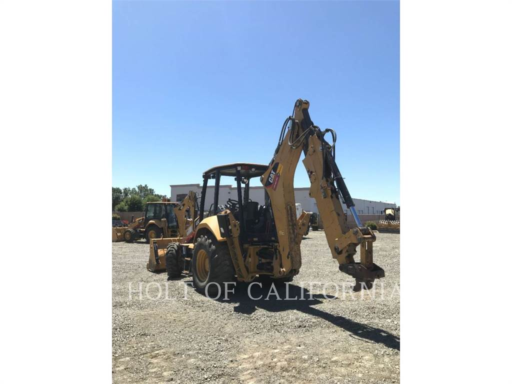 Caterpillar 430F2, backhoe loader, Construction