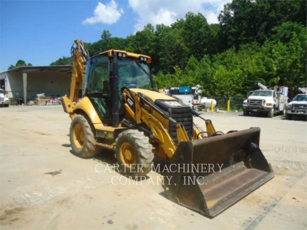 Caterpillar 430FIT, chargeuses-pelleteuses, Équipement De Construction