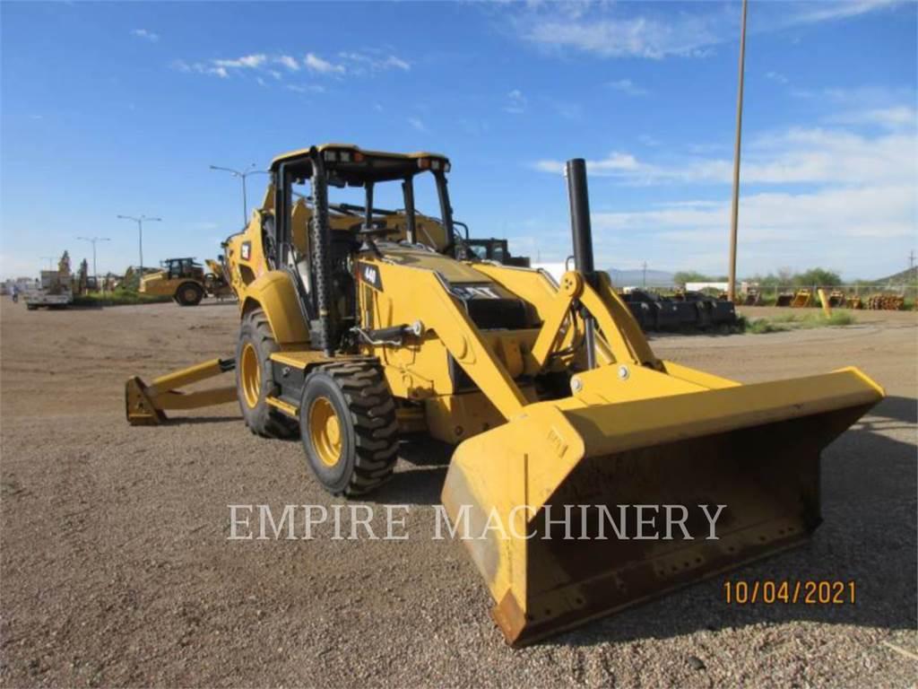Caterpillar 440-07 4EO, chargeuses-pelleteuses, Équipement De Construction