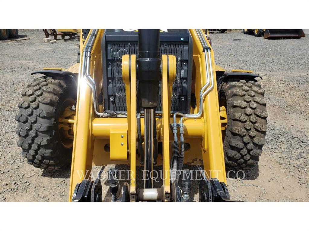 Caterpillar 450 IT, backhoe loader, Construction