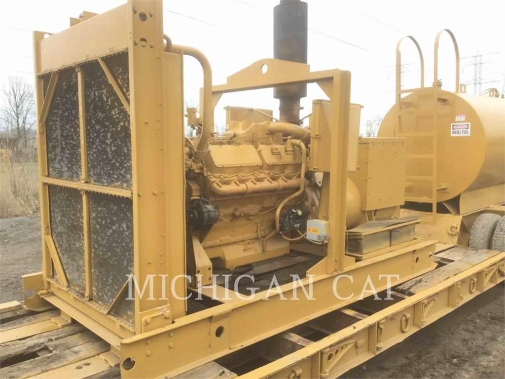 Caterpillar 500KW, Seturi de Generatoare Diesel, Constructii