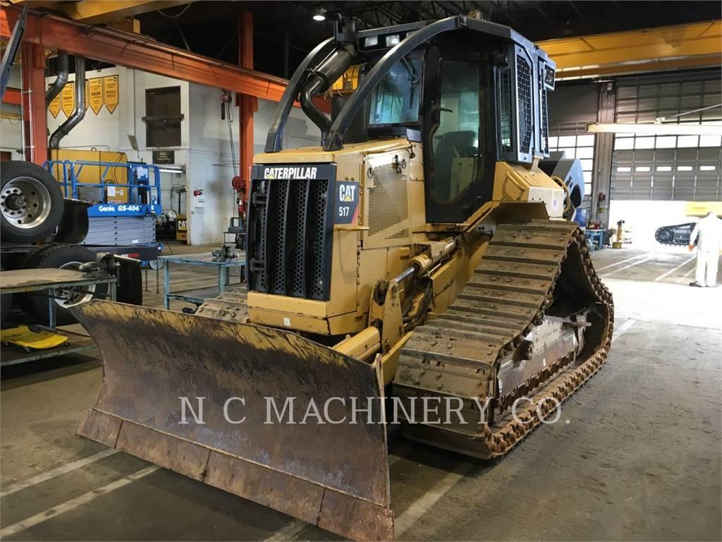 Caterpillar 517, Knuckleboom loaders, Forestry Equipment