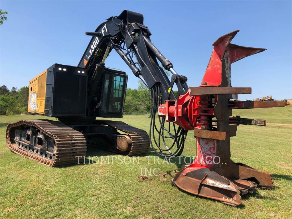Caterpillar 521B, Feller Bunchers, Forestry Equipment