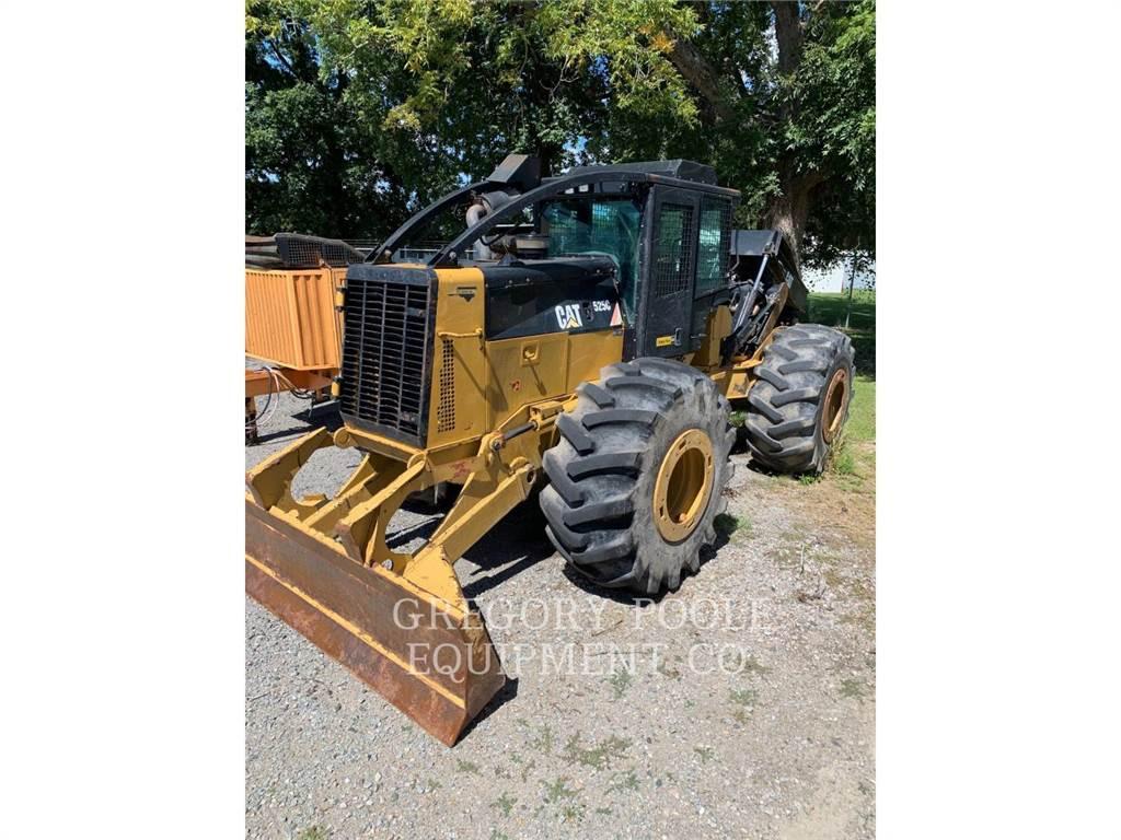 Caterpillar 525C, skidder, Forestry Equipment