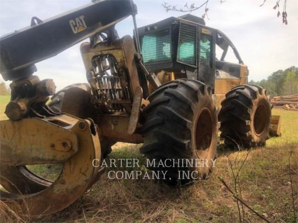 Caterpillar 525C DF-SA, skidder, Forestry Equipment
