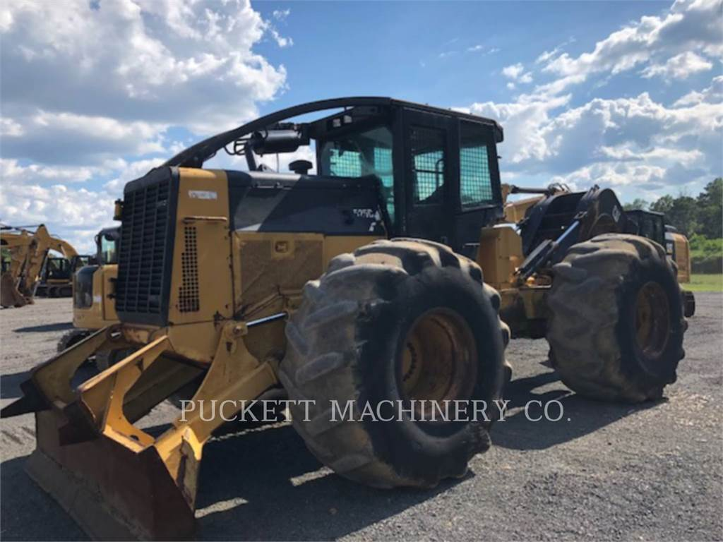 Caterpillar 525C, skidder, Forestry Equipment