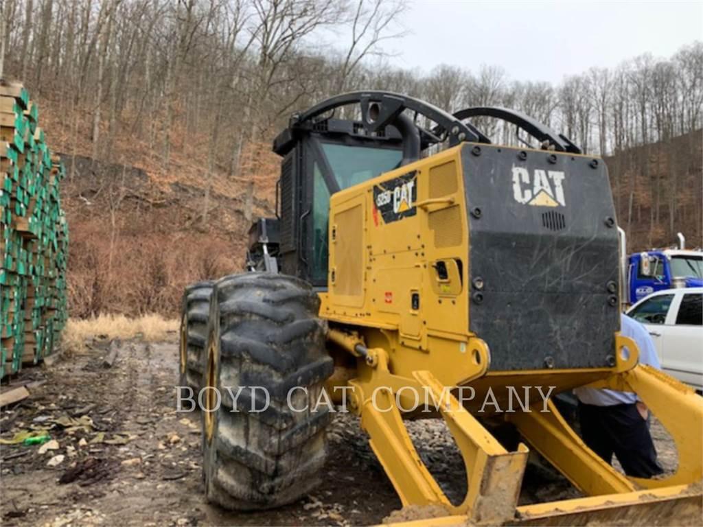 Caterpillar 525D, skidder, Forestry Equipment