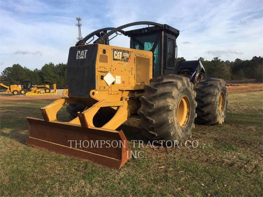 Logging Equipment   Forestry Equipment   Cat   Caterpillar   Cat Forestry Equipment