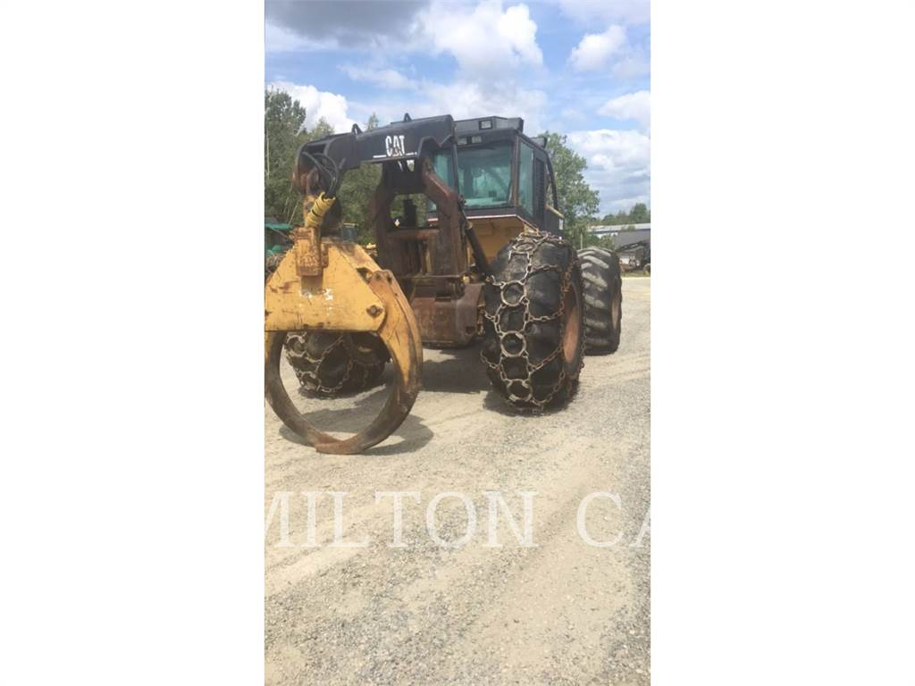 Caterpillar 535B, skidder, Forestry Equipment