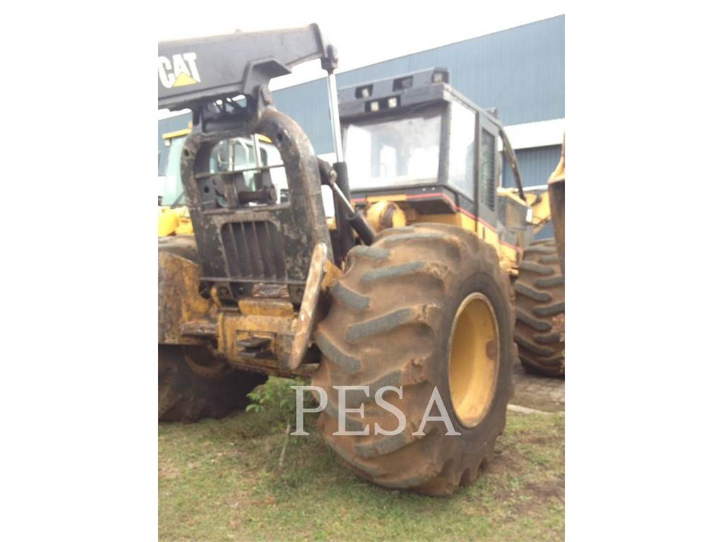 Caterpillar 545, skidder, Forestry Equipment