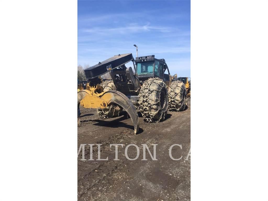 Caterpillar 545C, skidder, Forestry Equipment