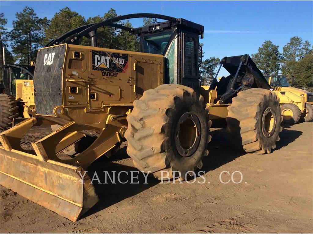 Caterpillar 545D - skidder - Forestry Equipment