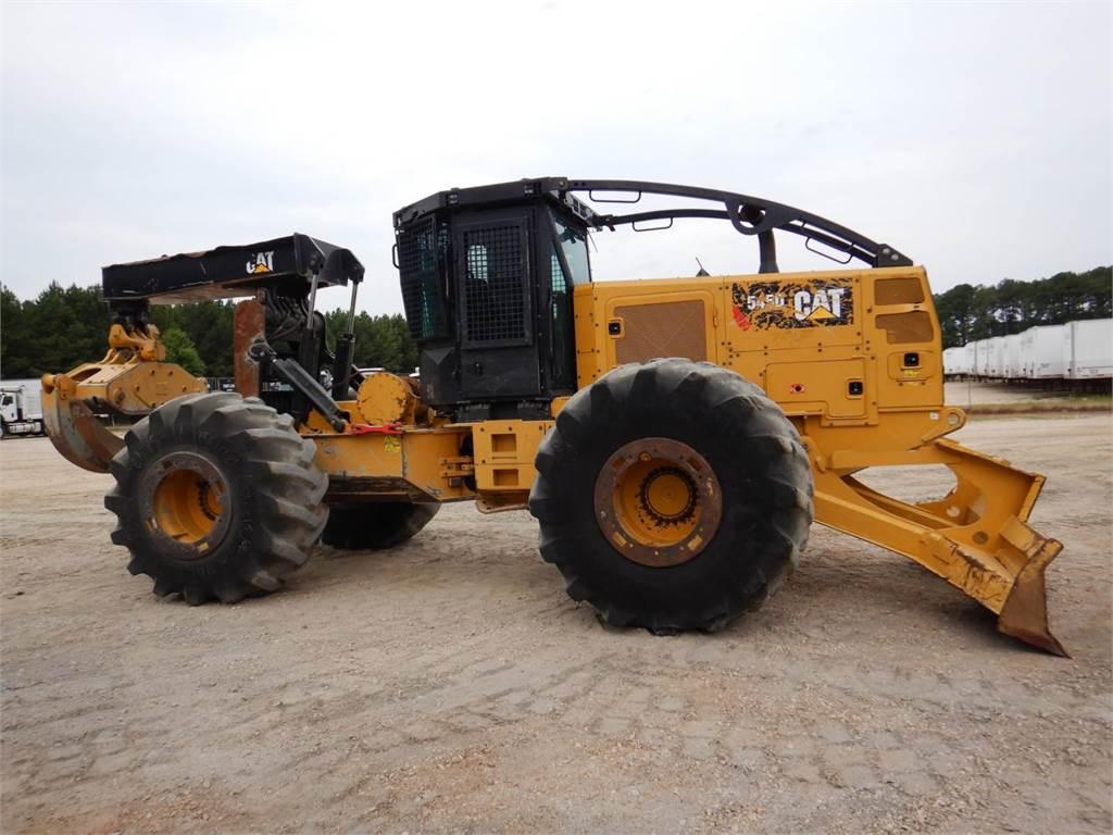 Caterpillar 525D - skidder - Forestry Equipment ...   Cat Forestry Equipment