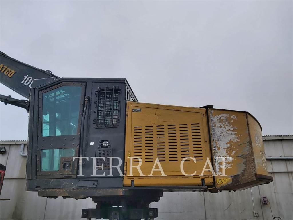 Caterpillar 5522, Feller Bunchers, Forestry Equipment