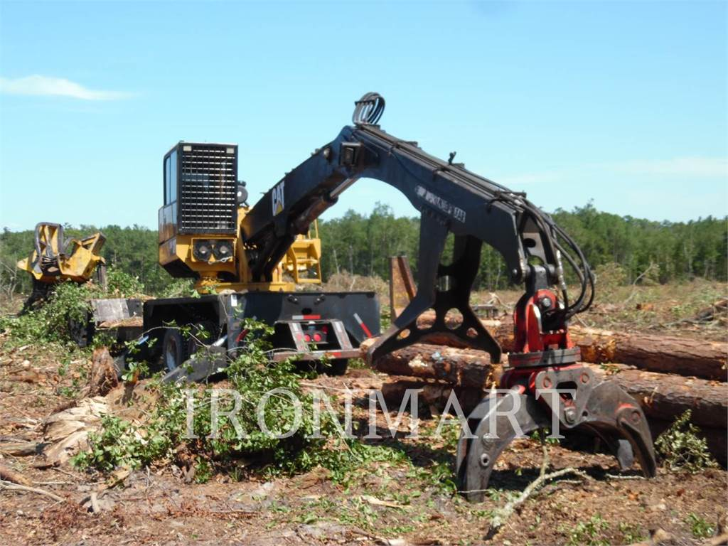 Caterpillar 559B, Wood Chippers, Forestry Equipment
