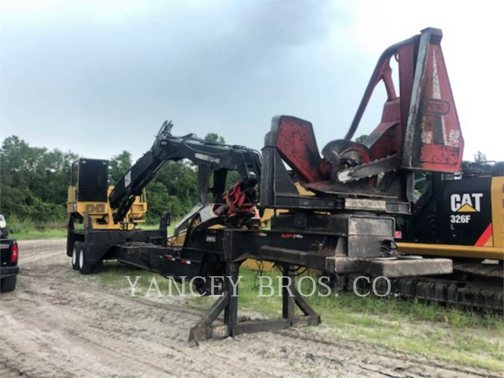 Caterpillar 559B CIRCLE SAW HYDRAULICS, Knuckleboom loaders, Forestry Equipment