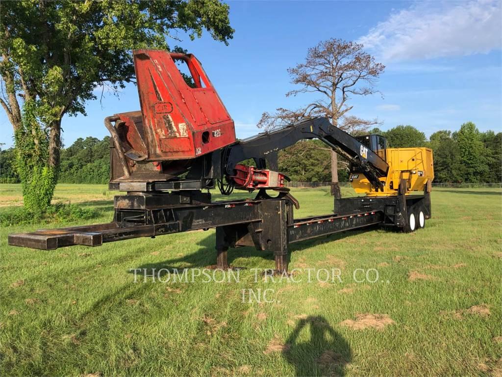 Caterpillar 559C、筑床机、林业机械