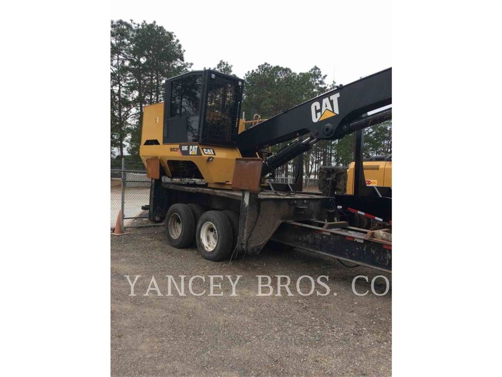Caterpillar 559C DS, Knuckleboom loaders, Forestry Equipment