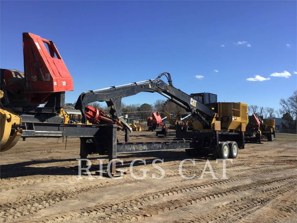 Caterpillar 559C DS, Feller Bunchers, Forestry Equipment