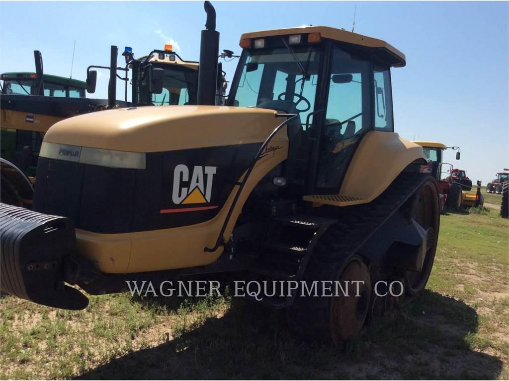 Caterpillar 55B、農業用トラクタ、農業