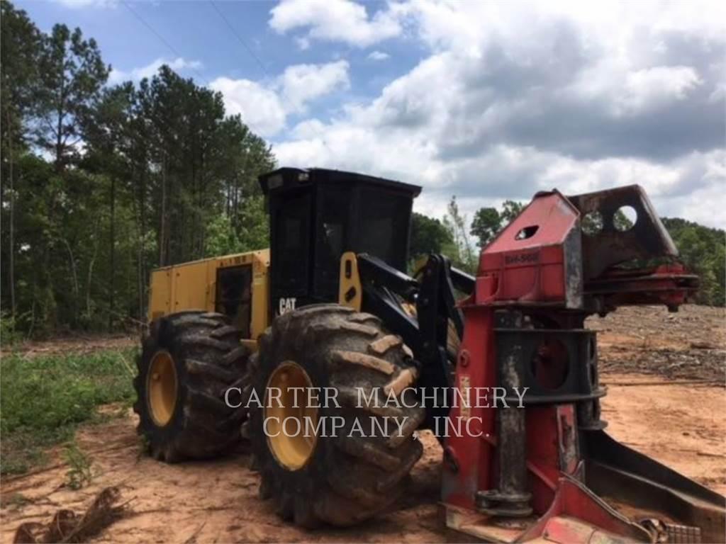 Caterpillar 563C, Feller Bunchers, Forestry Equipment