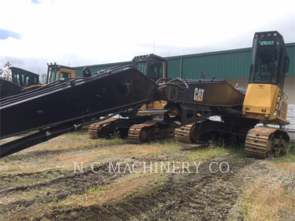 Caterpillar 568 LL、筑床机、林业机械