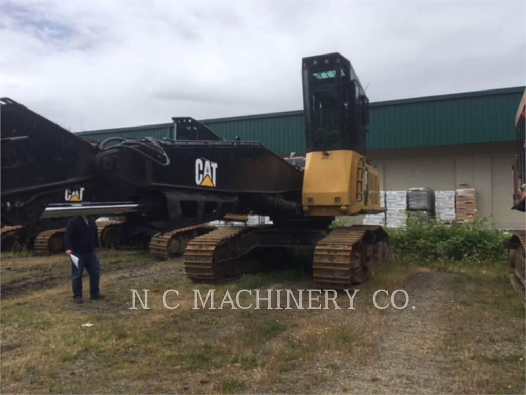 Caterpillar 568LL, Knuckleboom loaders, Forestry Equipment