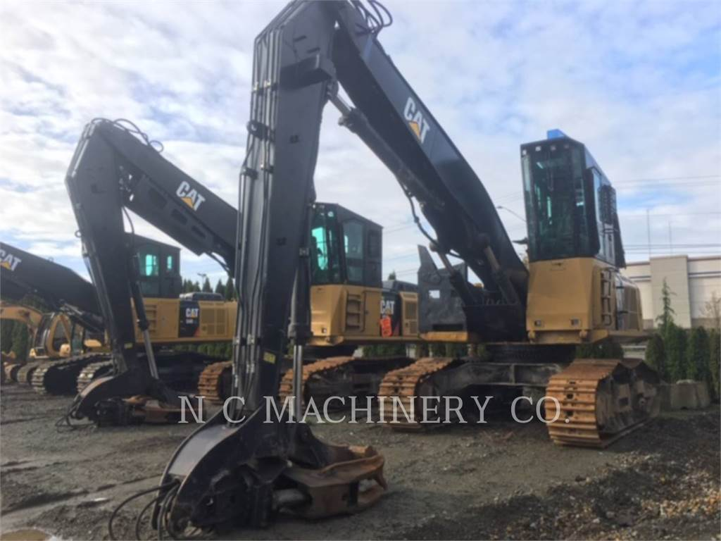 Caterpillar 568LL, Knuckleboom loaders, Forestry Equipment