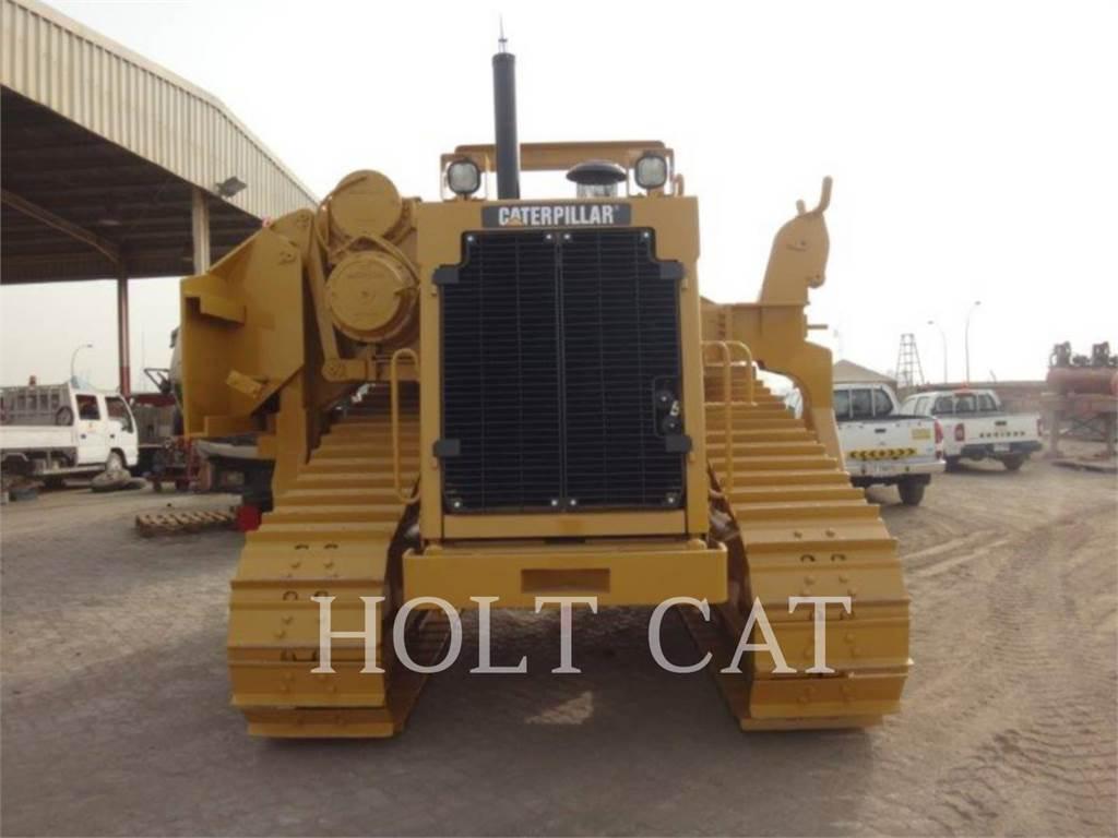 Caterpillar 572R, dźwigi boczne do układania rur, Sprzęt budowlany