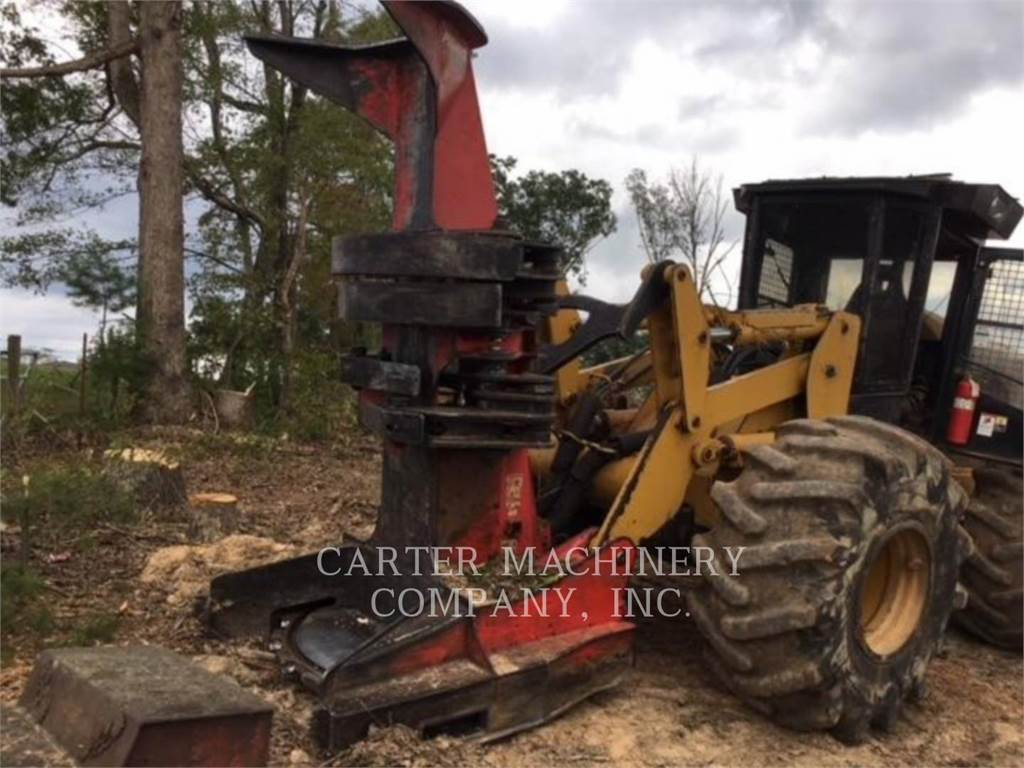 Caterpillar 573, skidder, Forestry Equipment