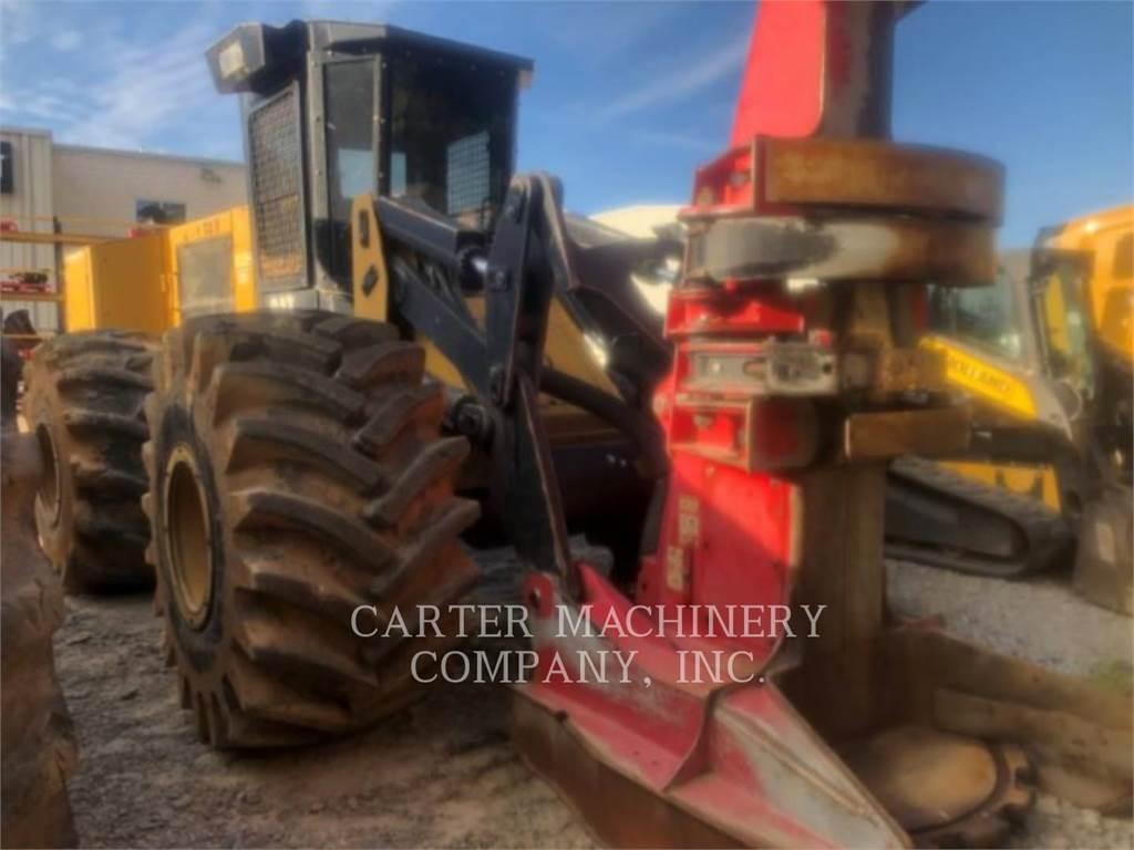 Caterpillar 573C, Feller Bunchers, Forestry Equipment