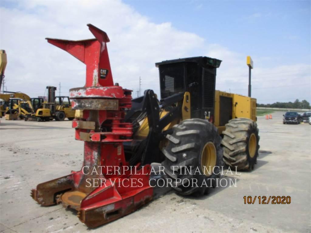 Caterpillar 573D, Feller Bunchers, Forestry Equipment