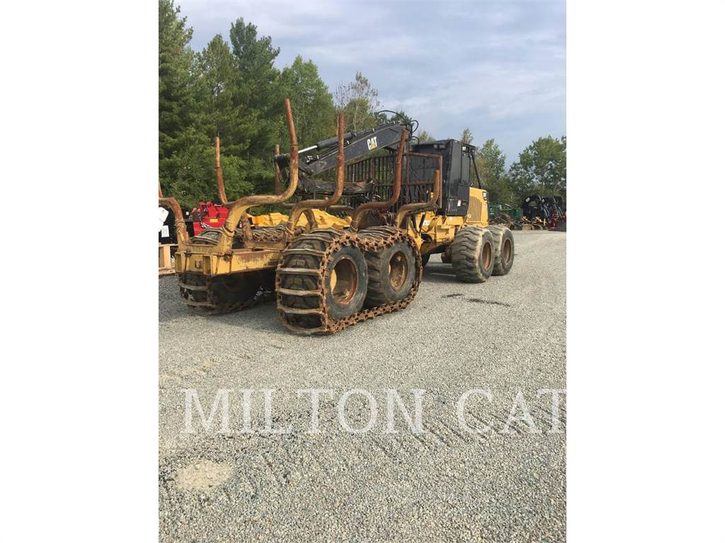 Caterpillar 574, forwarder, Forestry Equipment