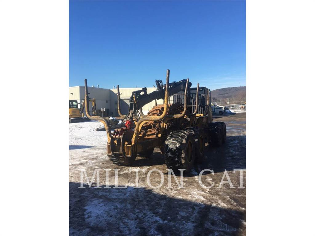 Caterpillar 574, forwarder, Forestry Equipment