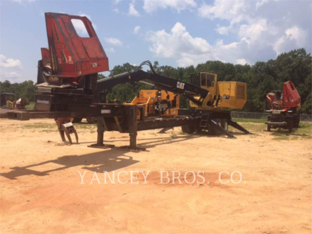 Caterpillar 579C, Knuckleboom loaders, Forestry Equipment