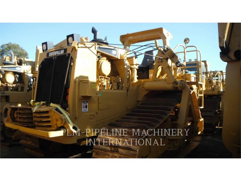 Caterpillar 587T、パイプレイヤ、建設