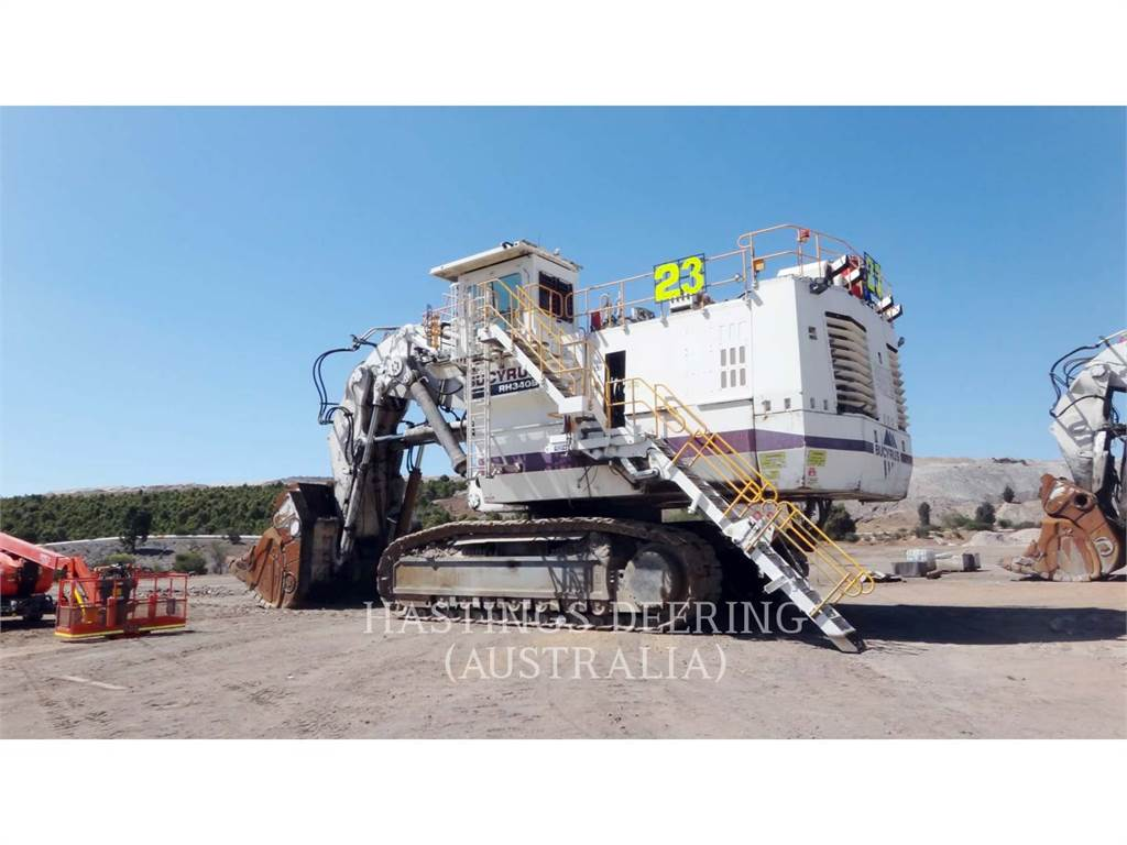 Caterpillar 6060FS, large mining product, Construction