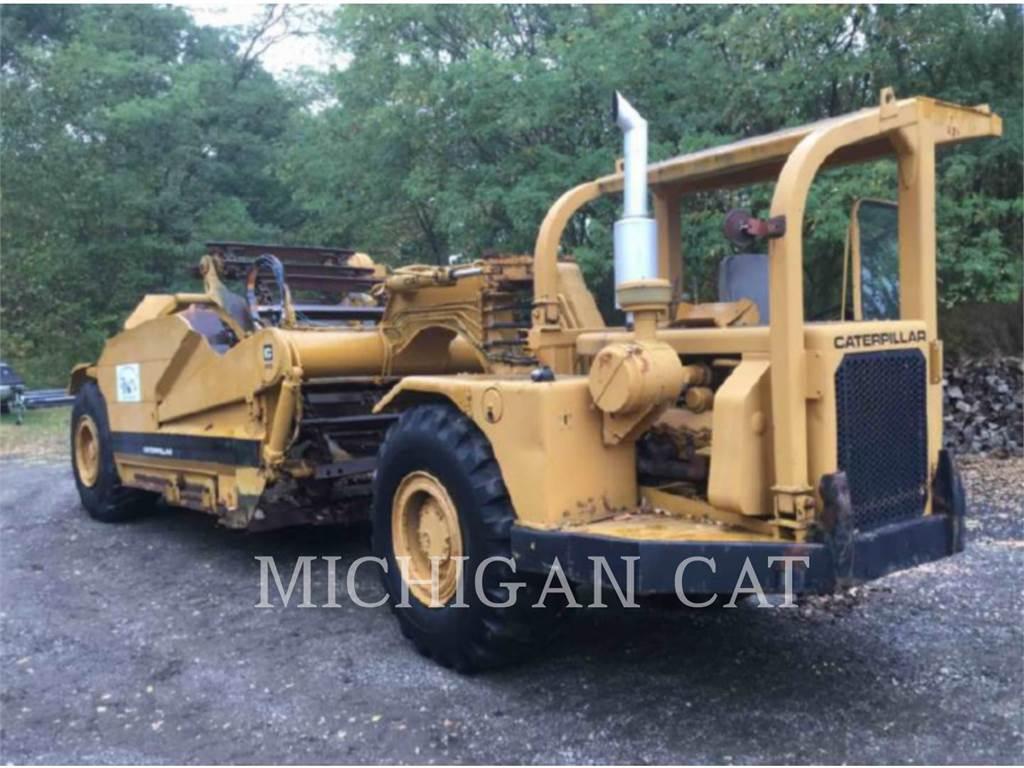 Caterpillar 613, Schaber, Bau-Und Bergbauausrüstung