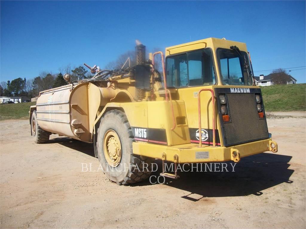 Caterpillar 613C, Water Tankers, Construction