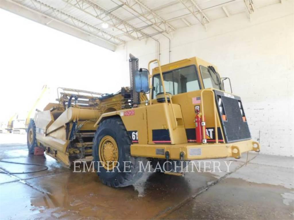 Caterpillar 613C、铲运机、建筑设备