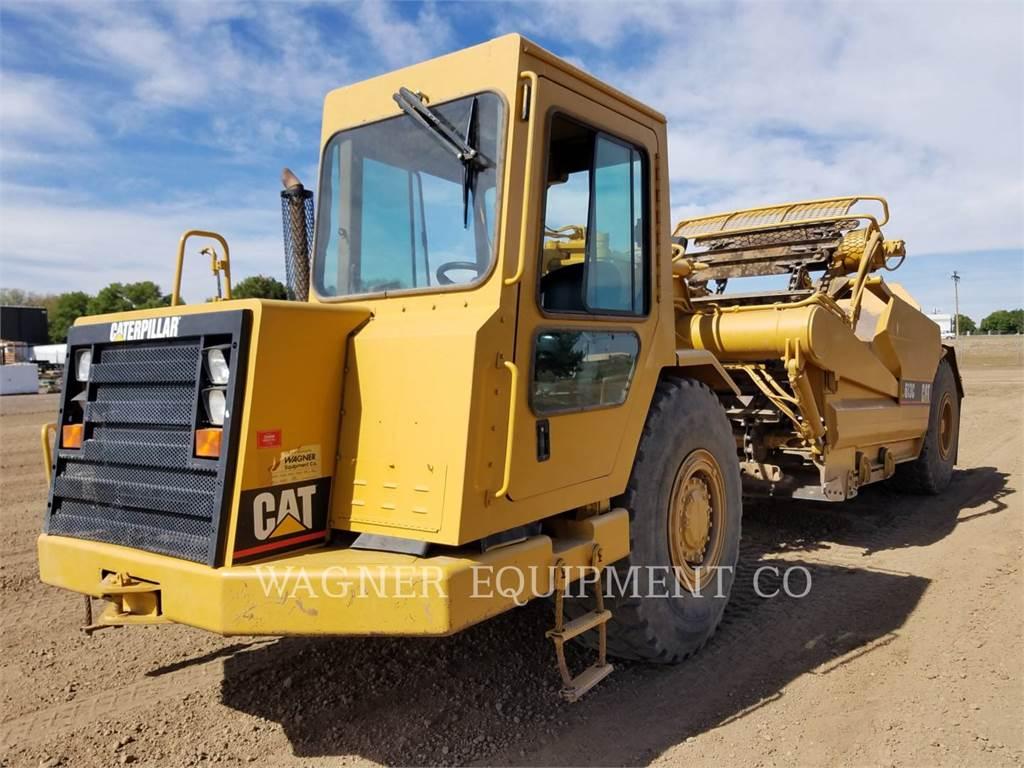 Caterpillar 613C II, Scrapers, Construction