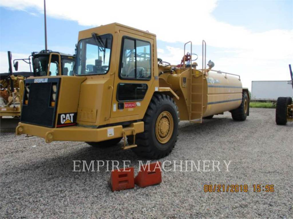 Caterpillar 613C WW, Water Tankers, Construction