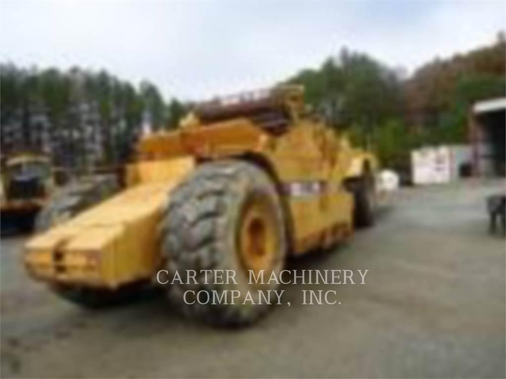 Caterpillar 615C, Scrapers, Construction
