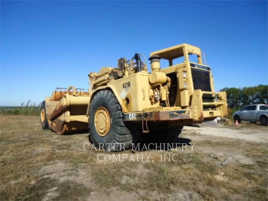 Caterpillar 621B, Schaber, Bau-Und Bergbauausrüstung