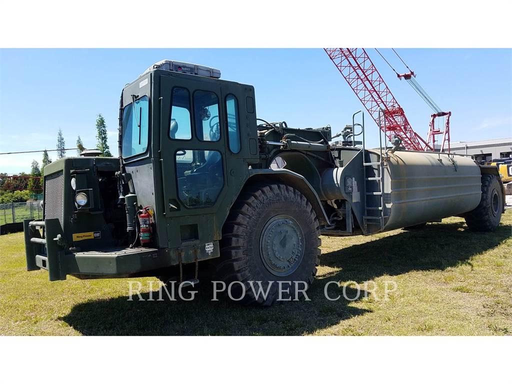 Caterpillar 621BWW, Auto-tanques, Equipamentos Construção