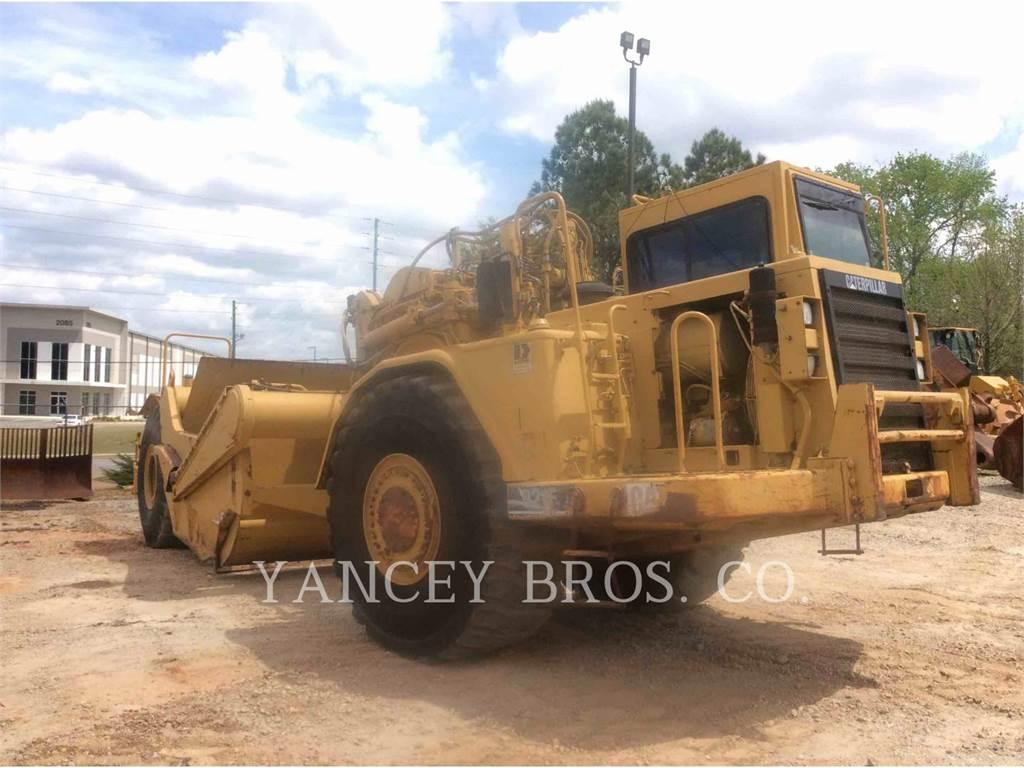 Caterpillar 621F、铲运机、建筑设备